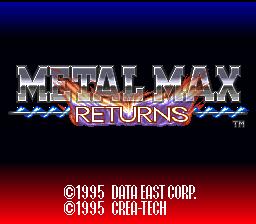 MetalMaxReturnsC051000