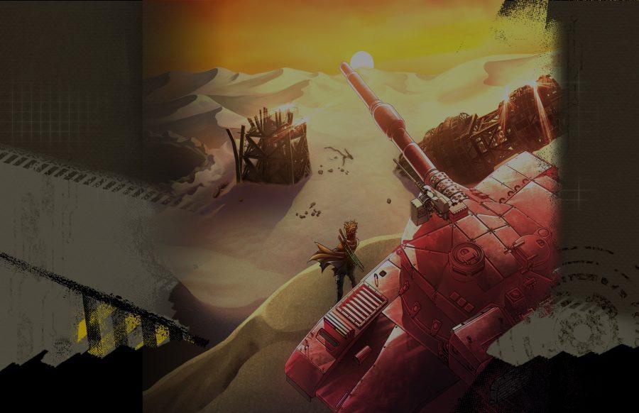 重装机兵Xeno官网背景图片素材(可做壁纸)