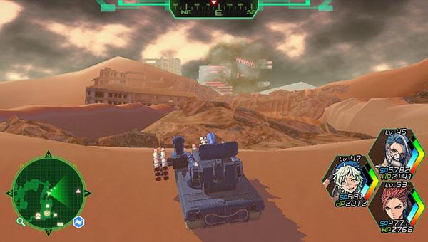 重装机兵Xeno最后3块地图如何开启,地图全开奖杯如何获得?