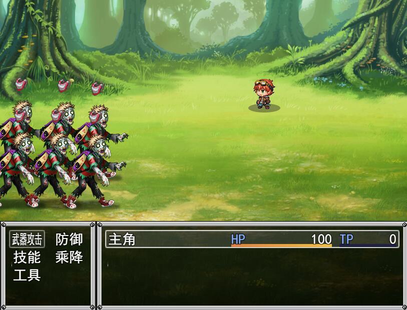 机甲战士之红狼传说1.5 游戏下载