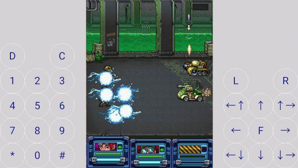 惊了!手机竟能玩这么重装机兵同人游戏神作?
