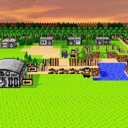 重装机兵RMXP真3D游戏工程下载