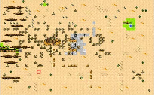 重装机兵1同人幻想版自制地图