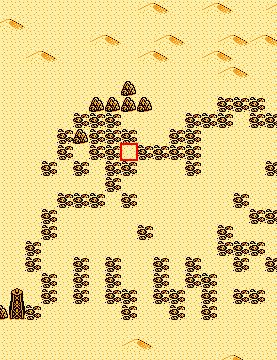 重装机兵PLUS大地图埋藏宝物