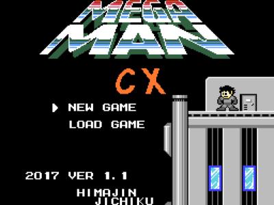 洛克人CX下载(RockMan 2 Hack改版)