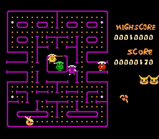 FC/NES口袋妖怪四合一(火星电子)游戏下载