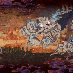 时隔三十余年,月风魔续作《月风魔传:不朽之月》公布!