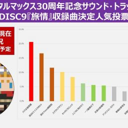 《重装机兵Xeno Reborn 2》正在进行CD收录曲投票