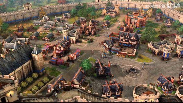 """《帝国时代4》B站前瞻发布会公布新文明""""中华文明"""""""