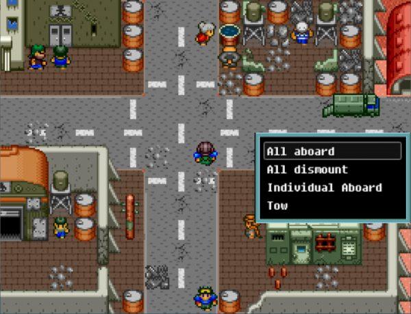 炒个冷饭:介绍一款饭制同人Metal Max Last Wish,听说南美洲也有重装机兵游戏迷?