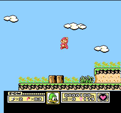FC/NES玛丽6代游戏下载