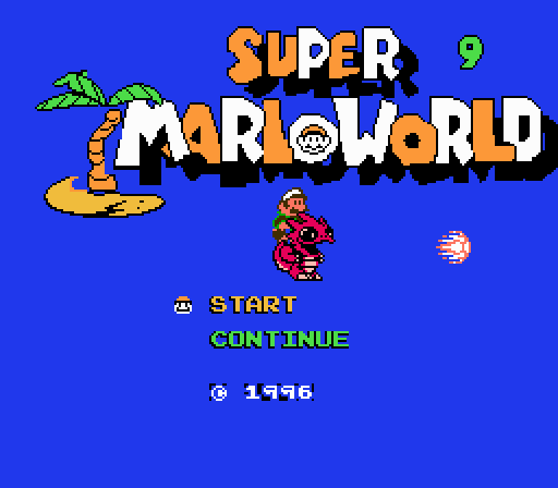 FC/NES玛丽9代游戏下载