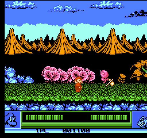 FC/NES玛丽16代(战斗原始人)游戏下载