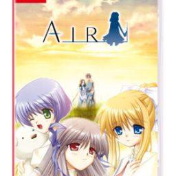 视觉小说《AIR》将推出Switch移植版