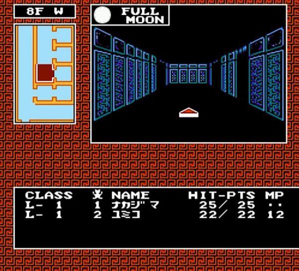 冷饭新语:我摊牌了,在这些红白机ARPG面前我一点也不硬核!