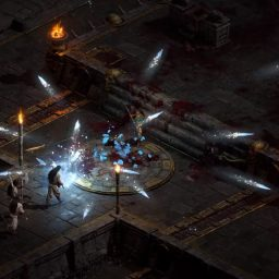 E3汇总:暗黑破坏神2狱火重生重制版将于今年9月23日发售
