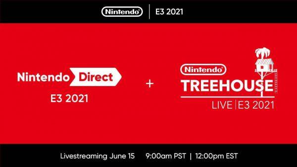 任天堂E3直面会活动将于6月16日开启,时长40分钟