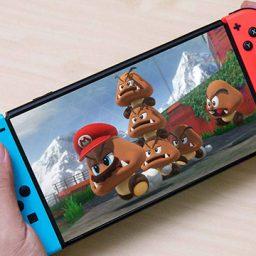 New Nintendo Switch Pro可能将在今年9月发售