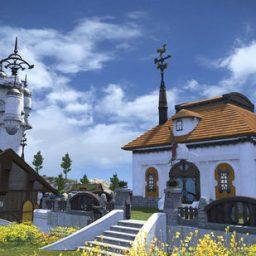 游戏趣闻:最终幻想14以后将摇号购房