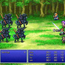 《最终幻想》像素重制合集已上架Steam,前三部将于7月29日上线