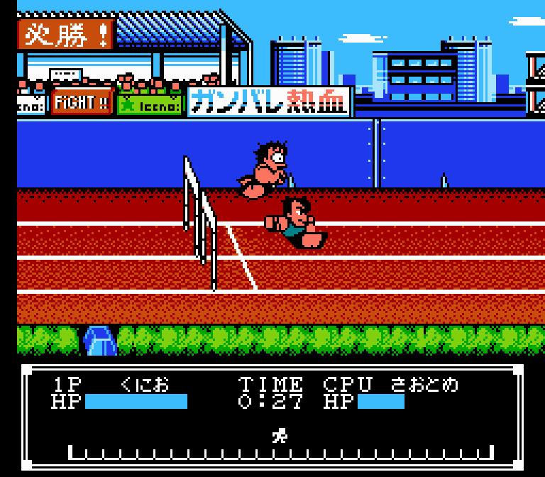 阴间奥运会,还配了杀人游戏?盘点红白机上离谱的运动会游戏