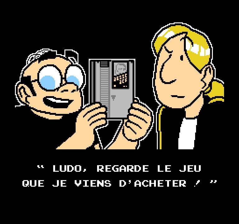 FC/NES巴斯德夫历险记(Basse Def Adventures)游戏下载