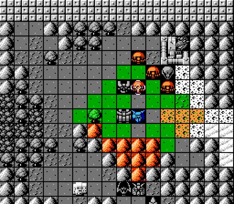 FC/NES第二次超级机器人大战汉化修正版v1.2游戏下载