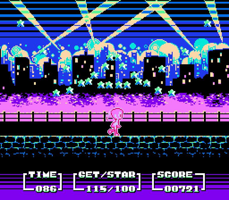 FC/NES闪亮亮星星之夜DX游戏下载