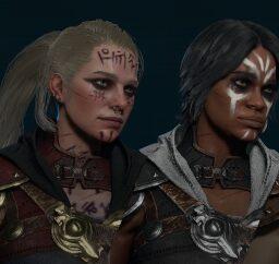 《暗黑破坏神4》将支持自定义角色外观