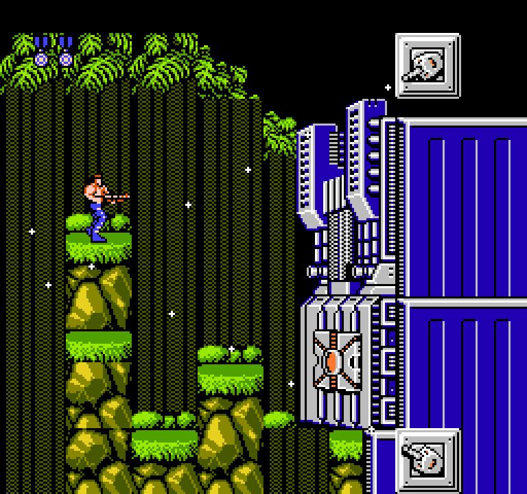 FC/NES Contra X 魂斗罗修改版(cczyy521)游戏下载