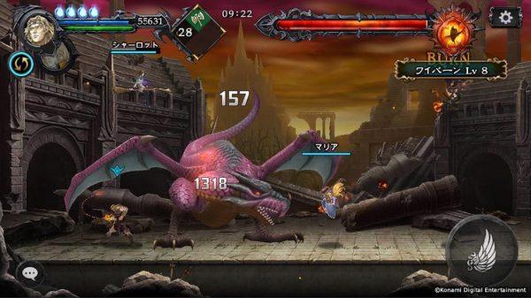 手游《恶魔城:魂之魔法书》将登陆Apple Arcade平台