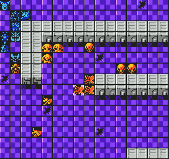 第二次机器人大战 蓝月版1图文攻略(第一关~第八关)