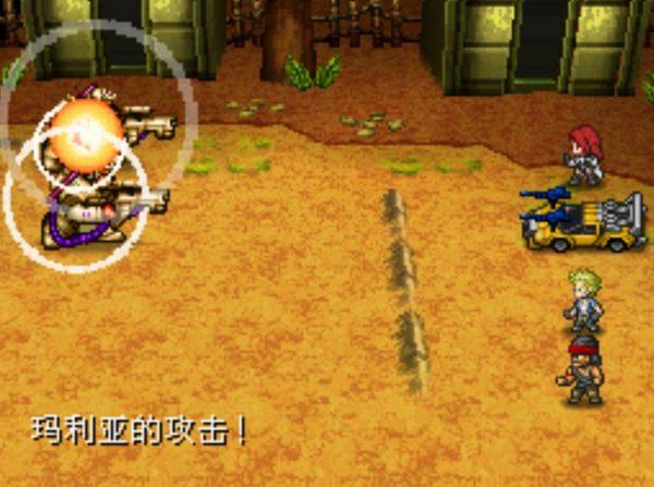 NDS重装机兵2R NEXY游戏下载