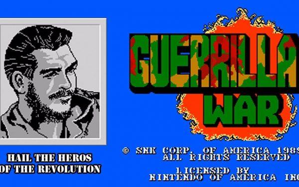 选关密码、难度秘籍,童年经典《古巴战士》竟隐藏着这些秘密!