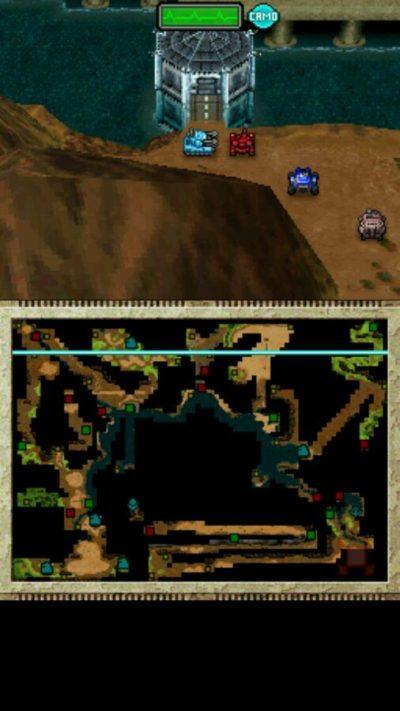 重装机兵2R凶残版2084X游戏攻略(上篇)·