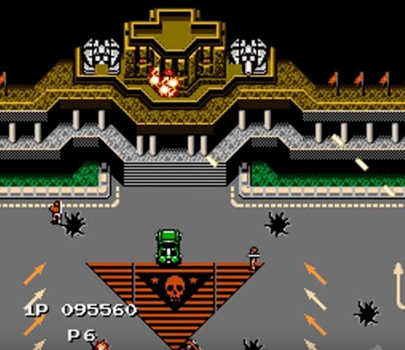 玩了三十多年都不知道,老四强《赤色要塞》竟然是个移植游戏?